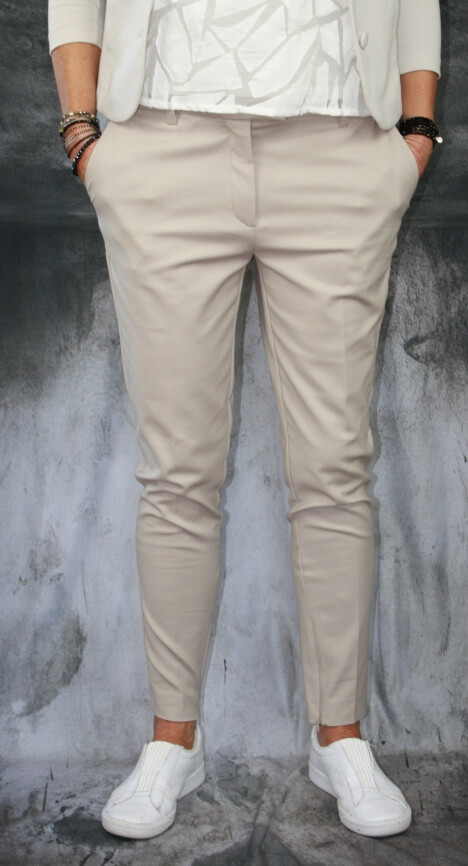 Freequent Isabella Pant Simply Taupe › Villa Rosenrausch